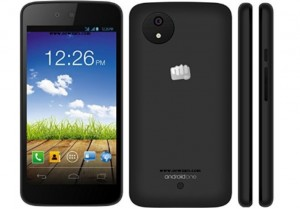 Resetear Android Micromax Canvas A1