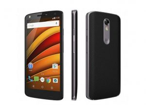 Resetear Android Moto X Force