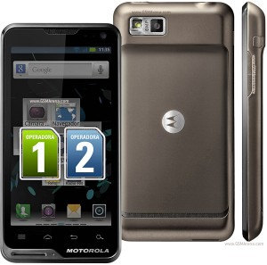 Resetear Android Motorola ATRIX TV XT687