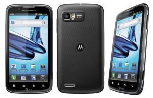 Resetear Android en el Motorola Atrix 2
