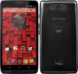 Resetear Android Motorola DROID Ultra