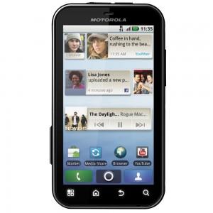 Resetear Android en el Motorola Defy