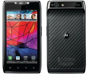 Resetear Android en el Motorola Droid RAZR