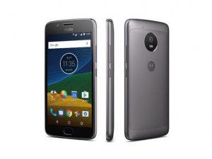 Resetear Android Motorola Moto G5