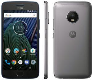 Resetear Android en Motorola Moto G5 Plus
