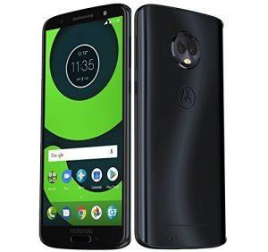 Resetear Android en el Motorola Moto G6 Plus