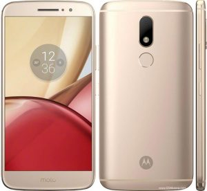 Resetear Android Motorola Moto M