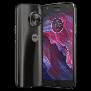 Resetear Android en Motorola Moto X4