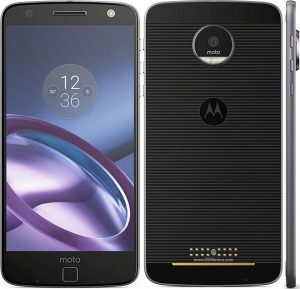 Resetear Android en Motorola Moto Z