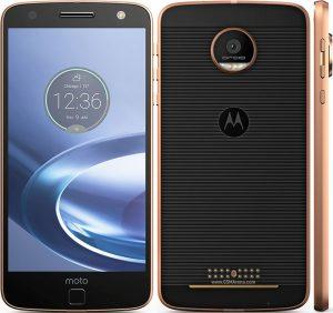 Resetear Android en Motorola Moto Z Force