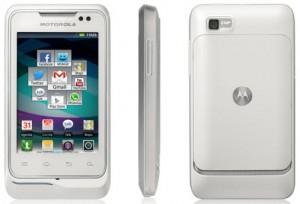 resetear Android en el Motorola XT303