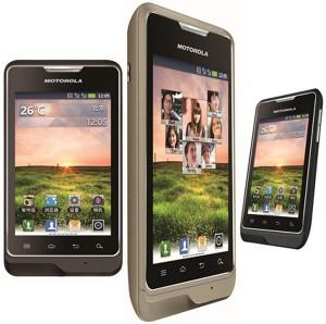 resetear Android en Motorola XT390