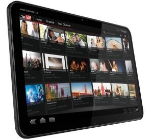 Resetear Android en la tableta Motorola Xoom