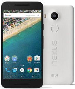 Resetear Android Nexus 5X