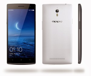 Resetear Android OPPO Find 7