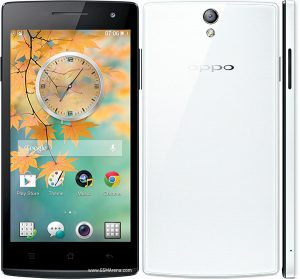 Resetear Android Oppo Find 5 Mini