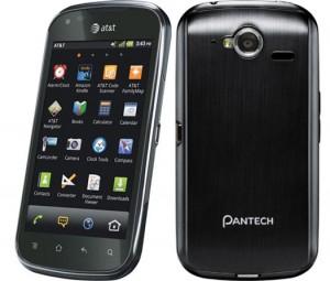 resetear Android en el Pantech Burst P9070