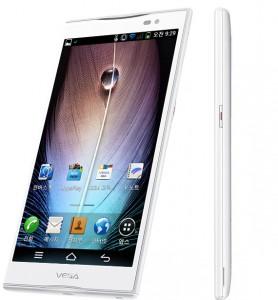 Resetear Android en Pantech Vega No 6