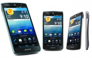 Resetear Android en el Pantech Discover