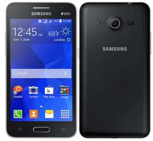 Resetear Android Samsung Galaxy Core 2