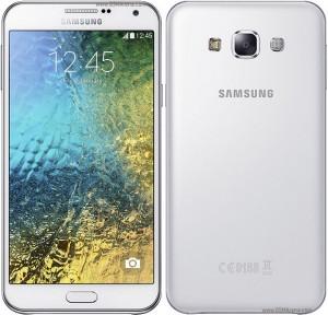 Resetear Android Samsung Galaxy E7