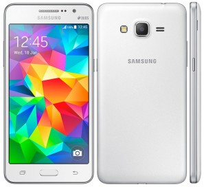 Resetear Android Samsung Galaxy Grand Prime