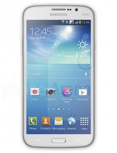 resetear Android en Samsung Galaxy Mega