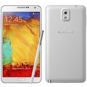 Resetear Android en Samsung Galaxy Note 3