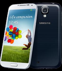 Resetear Android en Samsung Galaxy S4