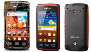 Resetear Android Samsung Galaxy Xcover
