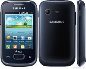 resetear Samsung Galaxy Y Plus S5303