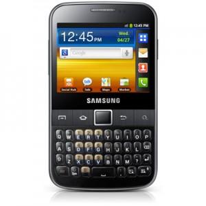 Resetear Android en el Samsung Galaxy Y Pro