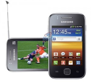 Resetear Android Samsung Galaxy Y TV S5367
