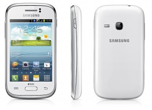Resetear Android Samsung Galaxy Young S6310