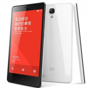 resetear Android Xiaomi Redmi Note