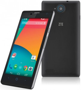 Resetear Android ZTE Blade G Lux