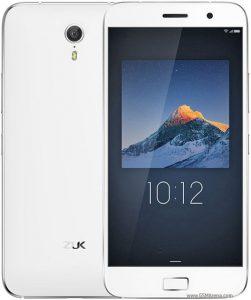 Resetear Android en Zuk Z1