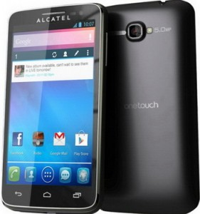 Resetear Android en el Alcatel One Touch XPop