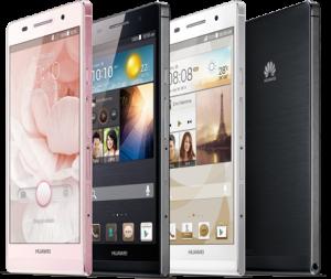 Resetear Android en el Huawei Ascend P6