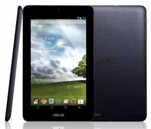Resetear Android en la Asus Memo Pad