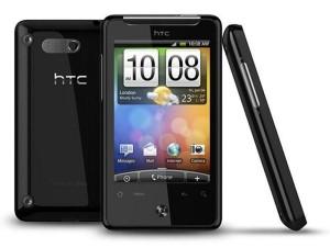 Resetear Android en el teléfono HTC Gratia