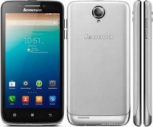 Resetear Android en Lenovo S650