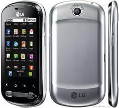 Resetear Android en el LG Optimus ME
