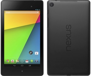 Resetear Android en la tablet Google Nexus 7 (2013)