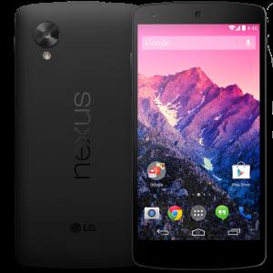 Resetear Android en Nexus 5
