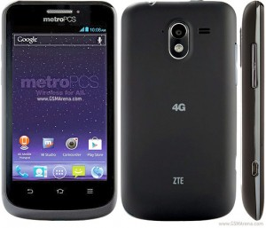 Resetear Android en el ZTE Avid 4G