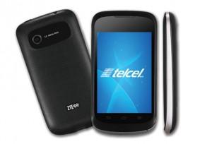 Resetear Android en el ZTE V791